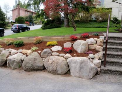 Schneider Landscaping - Landscape Contractors & Designers - 604-941-0191