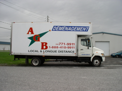 Déménagement AGB - Moving Services & Storage Facilities - 450-922-0770