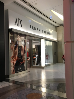 Armani Exchange - Men's Clothing Stores