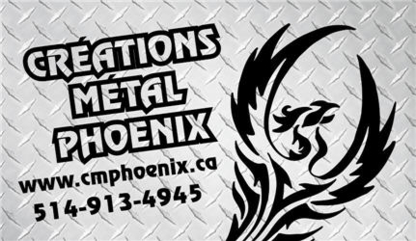 Créations Métal Phoenix - Solder - 514-913-4945