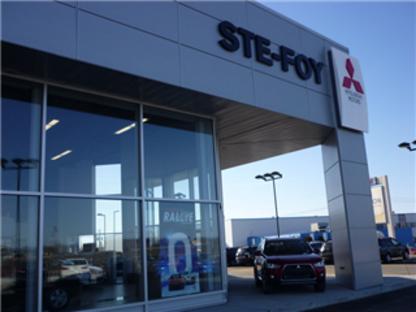 Ste-Foy Mitsubishi - Concessionnaires d'autos neuves