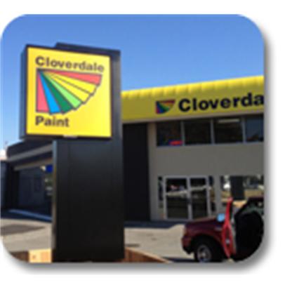 Cloverdale Paint Spray Repair Depot Fax Line - Paint Stores - 604-299-1197