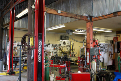 View Courtenay Spring & Welding Inc's Parksville profile