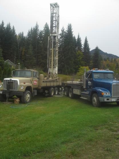 Corley Drilling - Well Digging & Exploration Contractors