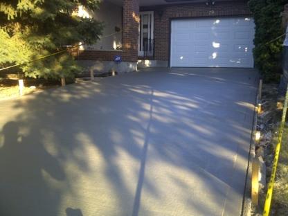 Medeiros Concrete - Building Contractors - 204-998-8733