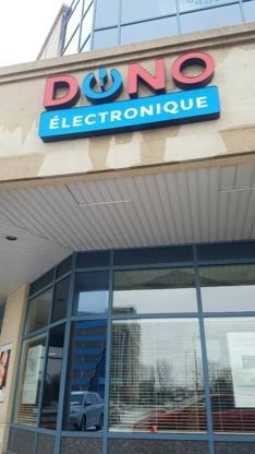 Dono Electronique - Electronics Stores - 514-624-3666
