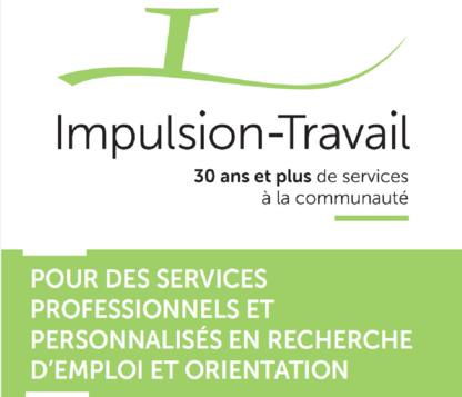 View Impulsion Travail's Laval-des-Rapides profile