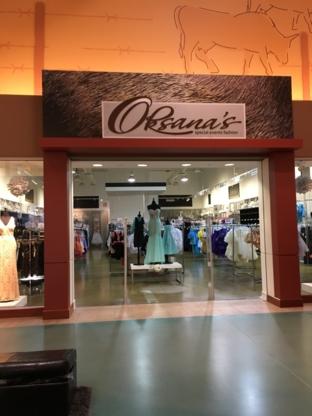Oksana's - Formal Wear