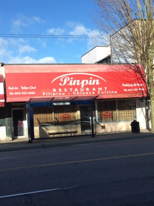 Pinpin Restaurant - Asian Restaurants - 604-322-3086