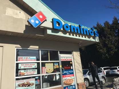 Domino's Pizza - Pizza et pizzérias - 604-941-8335
