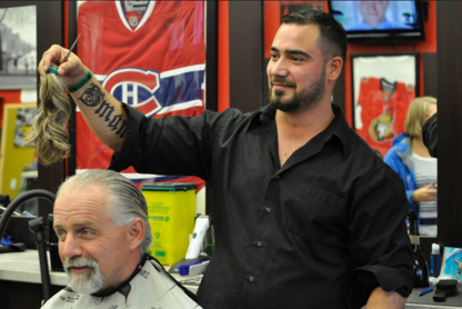 Mike's Barber Shop - Barbers