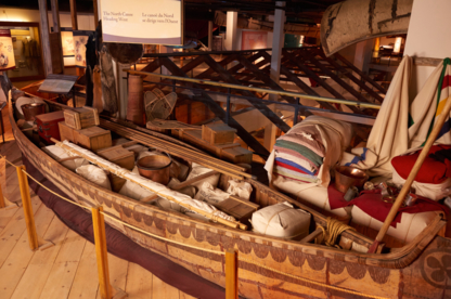 Canadian Canoe Museum - Tourist Attractions - 705-748-9153