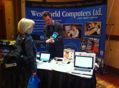 WestWorld Computers Ltd - Computer Stores