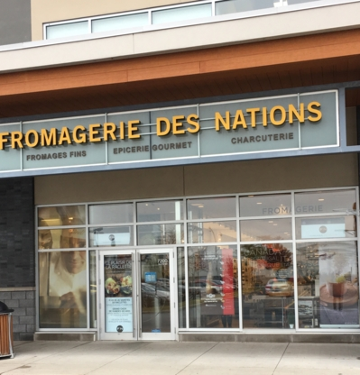 Fromagerie des Nations - Fromages et fromageries