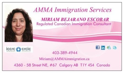 AMMA Immigration Services - Naturalization & Immigration Consultants