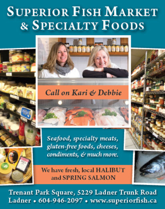 View Superior Fish Market & Specialty Foods Ltd's Delta profile