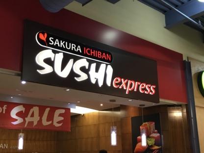 Sakura Ichiban Express - Sushi & Japanese Restaurants - 905-990-3065