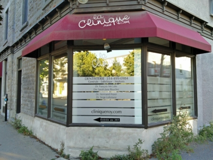Clinique Dentaire Rue Roy - Dentistes - 514-499-0984