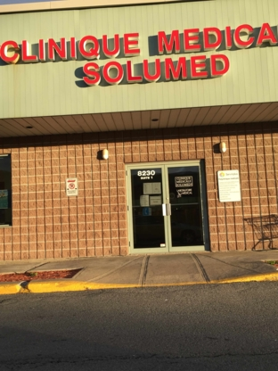 Polyclinique Medicale Solumed - Medical Clinics - 450-466-5181