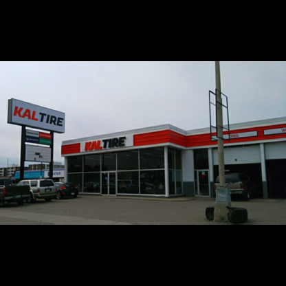 Kal Tire - Tire Retailers - 306-584-2666