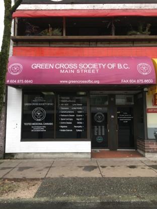 Green Cross Society Of BC - Medical Marijuana Producers