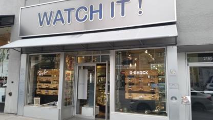 Watch It! - Watch Repair - 604-733-0009