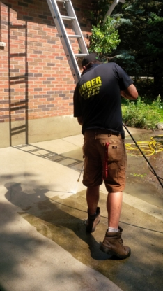 Huber Window Cleaning - 519-836-2000