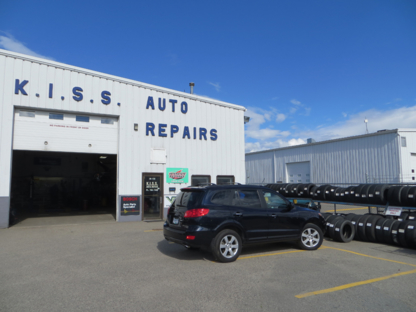 K I S S Auto Repairs - Used Tire Dealers - 250-765-7466