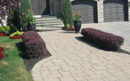 Les Jardins Parkview - Paysagistes et aménagement extérieur - 514-728-4462