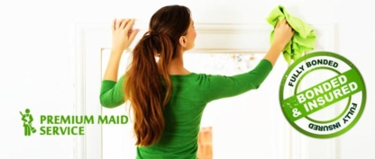 Premium Maid Service - Commercial, Industrial & Residential Cleaning - 647-854-9289