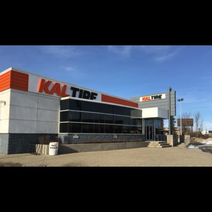 Kal Tire - Tire Retailers - 587-200-9717