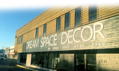 Dream Space Decoration - Wallpaper & Wall Covering Stores