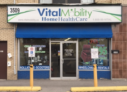 outlet store c3335 5a9ff ... Vital Mobility Medical - Home Health Care Equipment   Supplies -  416-901-3509