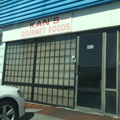 Kan's Gourmet Foods - Caterers