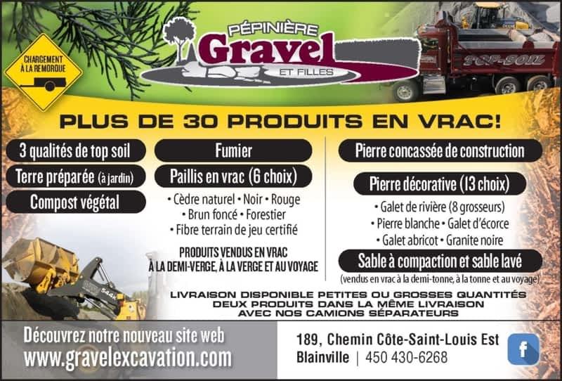 photo Les Entreprises Gravel Inc.
