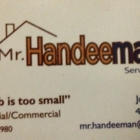 Mr. Handeeman - Window Cleaning Service - 416-272-8986