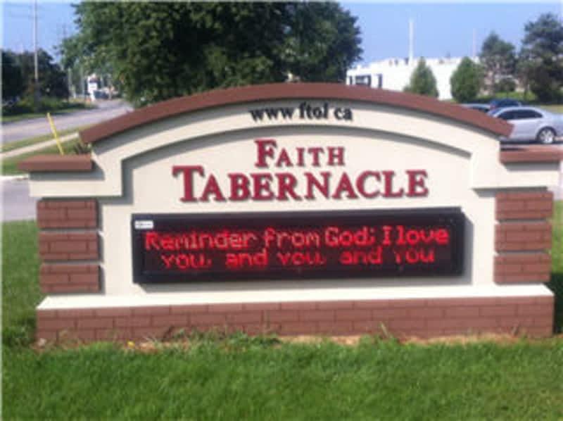 photo Faith Tabernacle