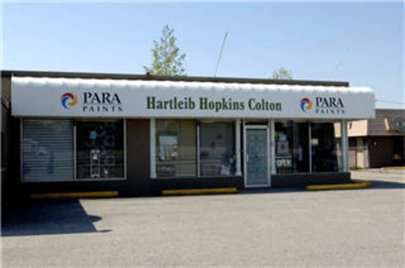 Hartleib Hopkins Colton Paint Centre Ltd St Catharines