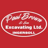 View Paul Brown & Son Excavating Ltd's Dorchester profile