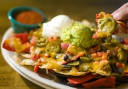 Nachos for nighttime noshing in Ottawa