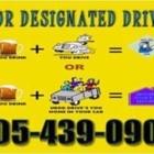 URDD Designated Driving Service - Transportation Service - 905-439-0908