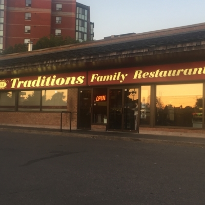 Traditions Family Restaurant Inc - Caterers - 905-436-8849