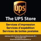 The UPS Store - Printers - 514-907-1577