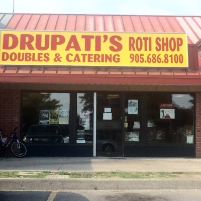 Drupati's Doubles Roti Inc - Restaurants - 905-686-8100