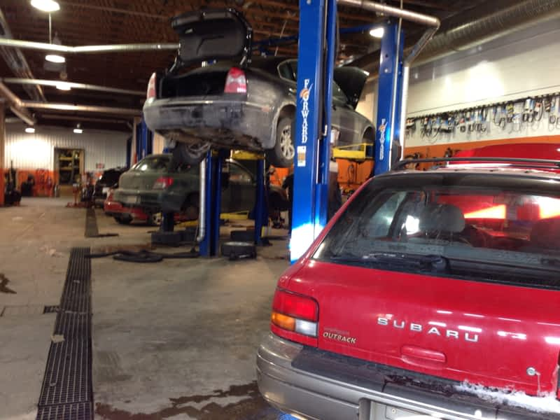 photo Allmakes Auto Repair - Subaru Specialist