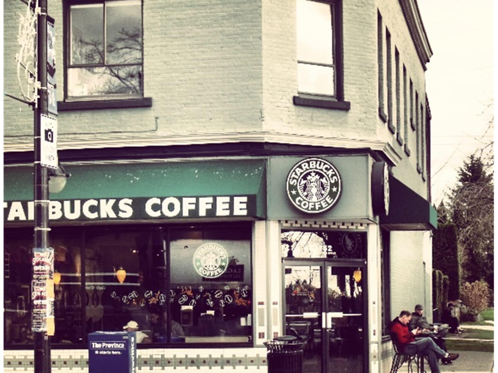 photo Starbucks
