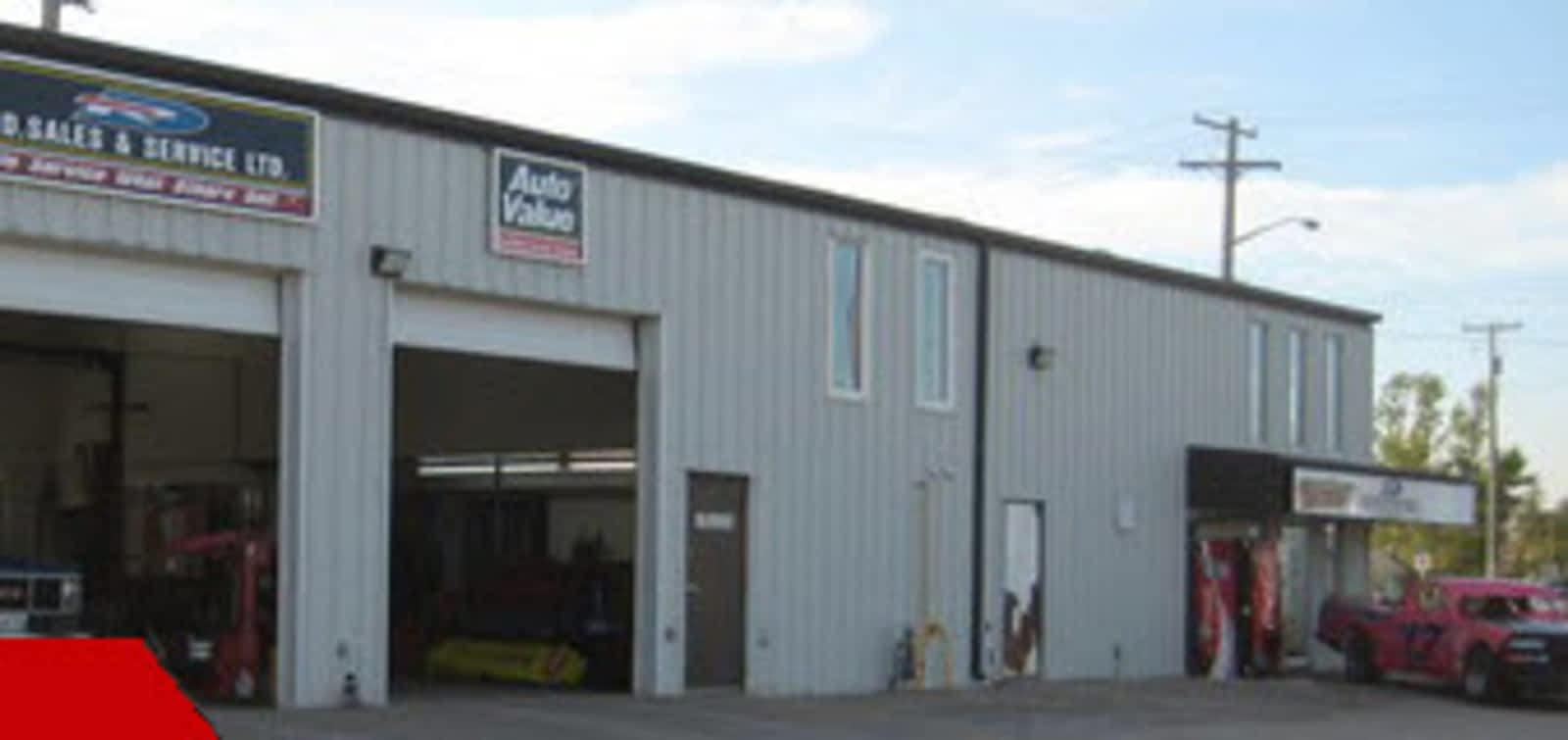 R D Sales Services Ltd - Opening Hours - 5434 Portage Ave