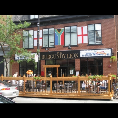 Pub Burgundy Lion - Pubs - 514-934-0888