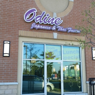 Odine Japanese & Thai Fusion - Thai Restaurants - 905-686-6888