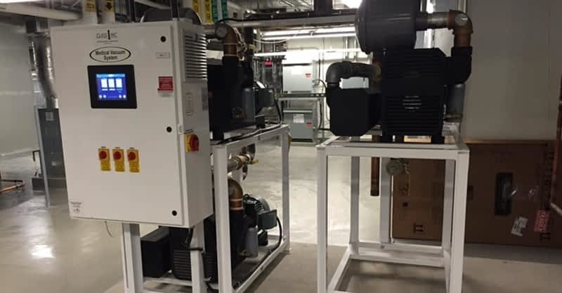 photo Precision Medical Gas Testing Ltd